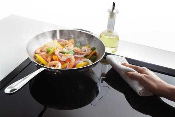 4.7 bảo quản bếp điện từ Elux induction 1